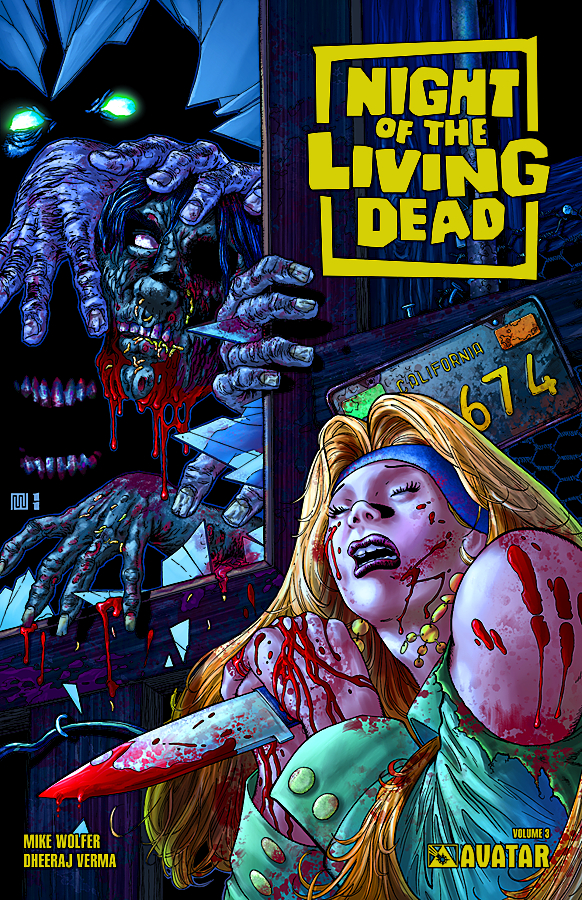 NIGHT O/T LIVING DEAD TP VOL 03 (MR)