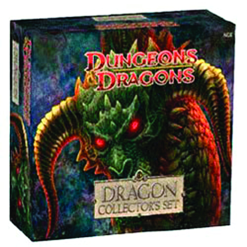 D&D DRAGON COLLECTORS BOX SET