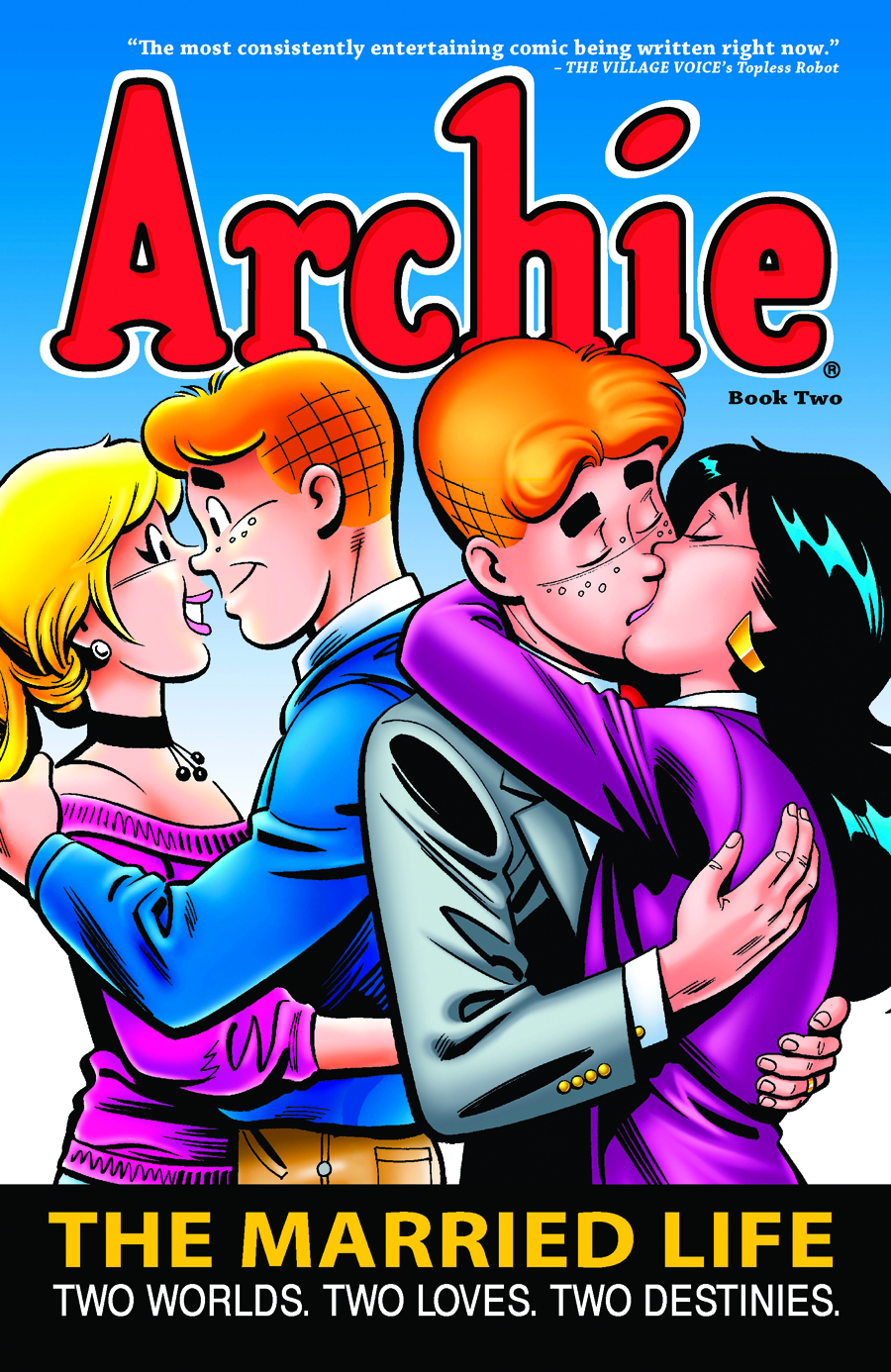 ARCHIE THE MARRIED LIFE TP VOL 02