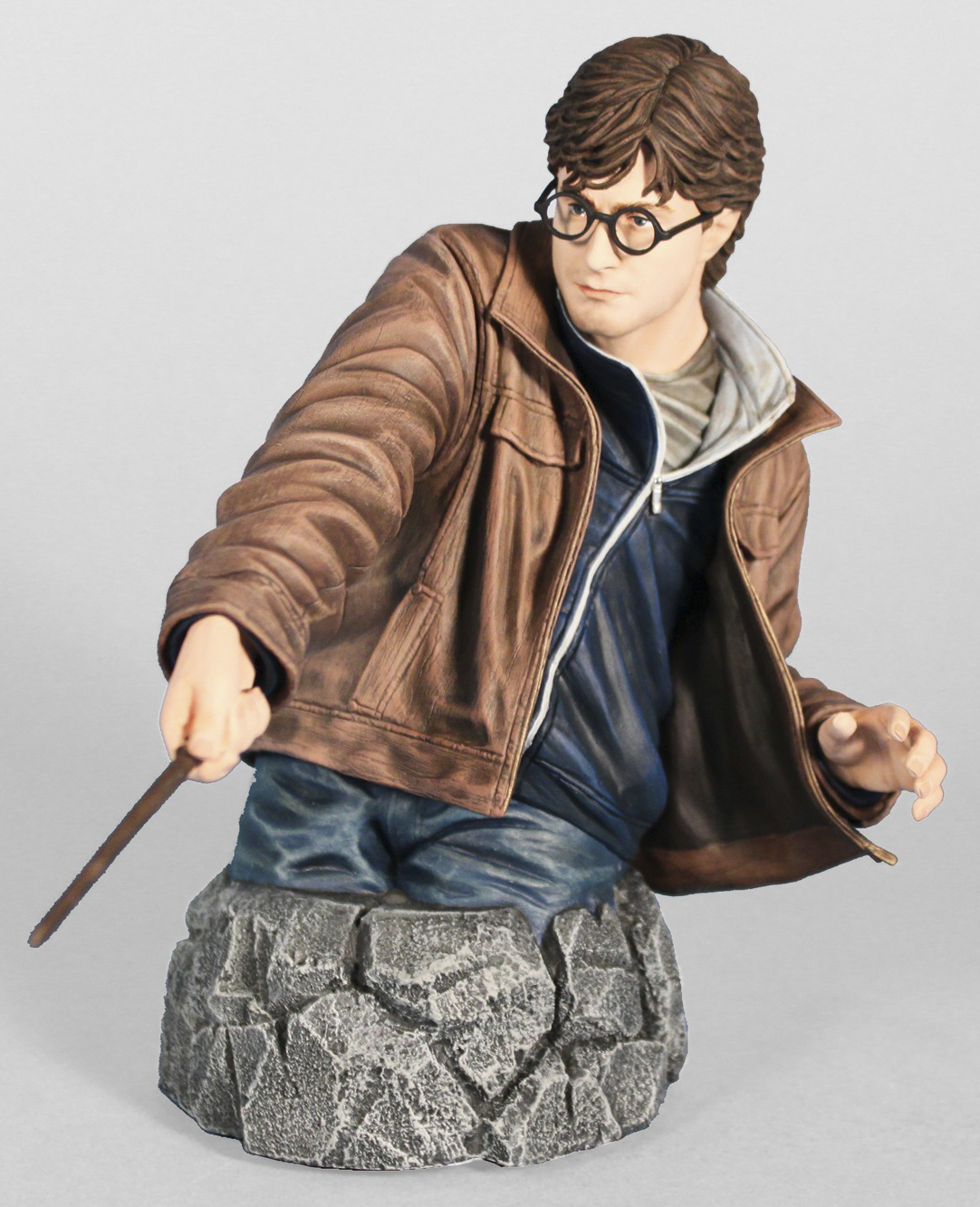 HARRY POTTER DEATHLY HALLOWS MINI-BUST (RES)