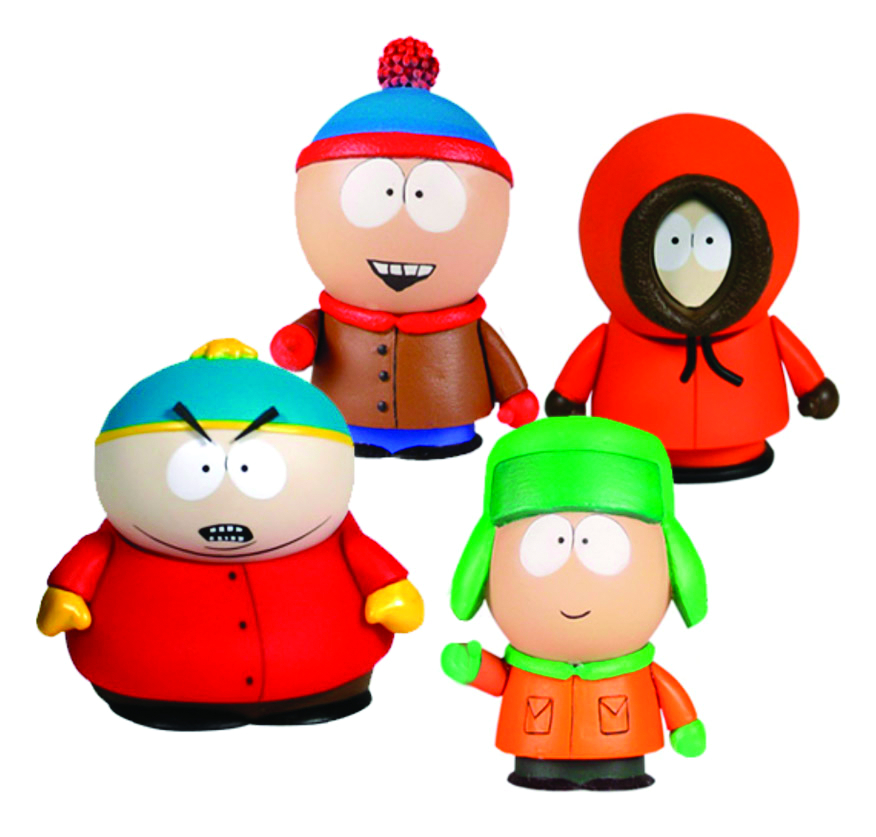 SOUTH PARK 2-IN MINI BOX SET