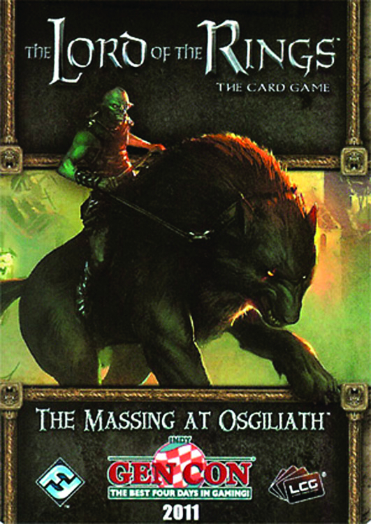 LORD RINGS LCG MASSING AT OSGILIATH ADV PACK