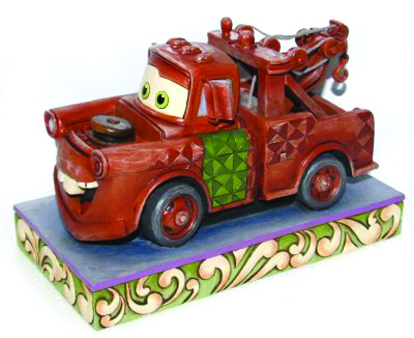 DISNEY TRADITIONS MATER TOW TRUCK