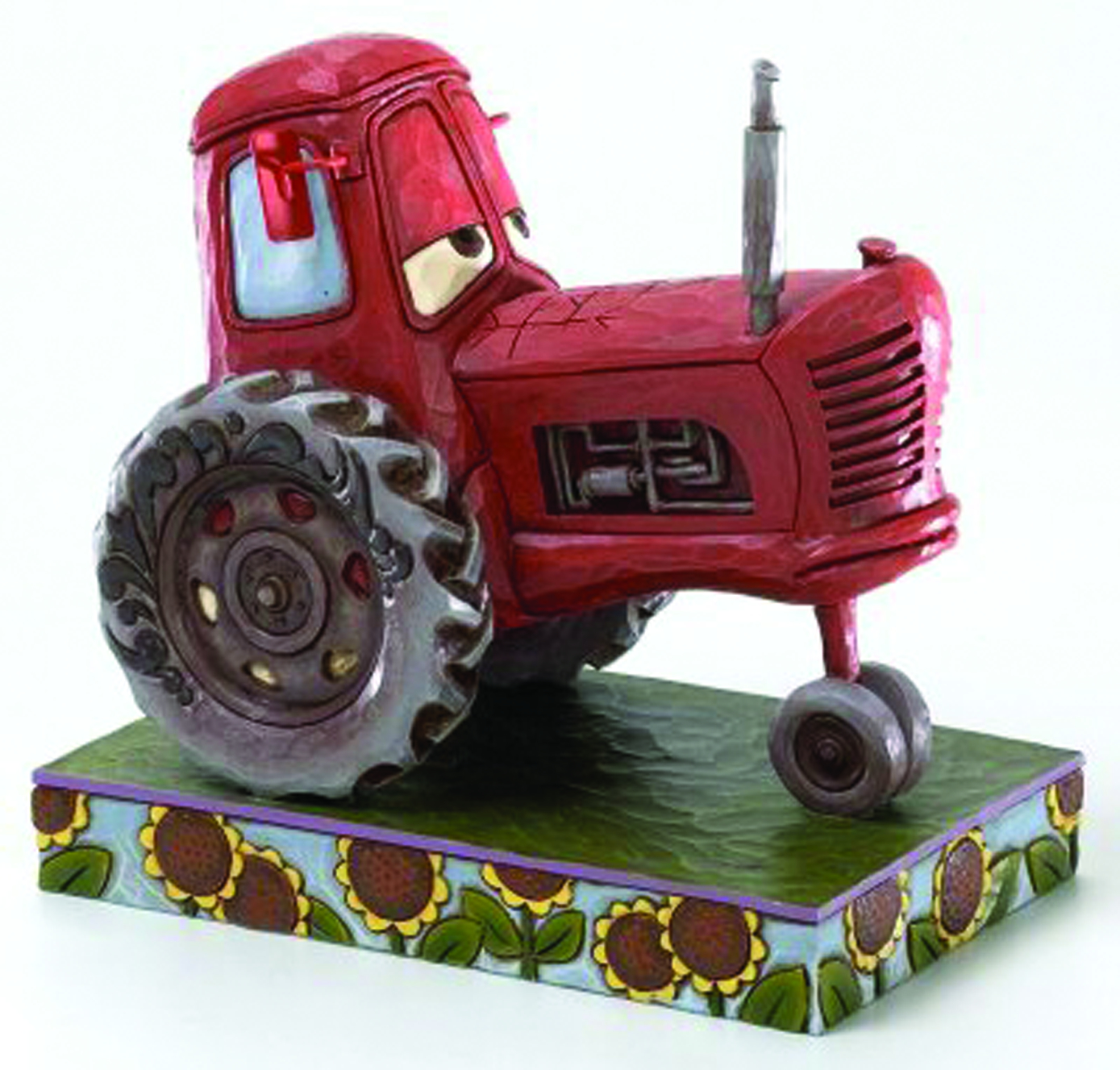 DISNEY TRADITIONS TRACTOR