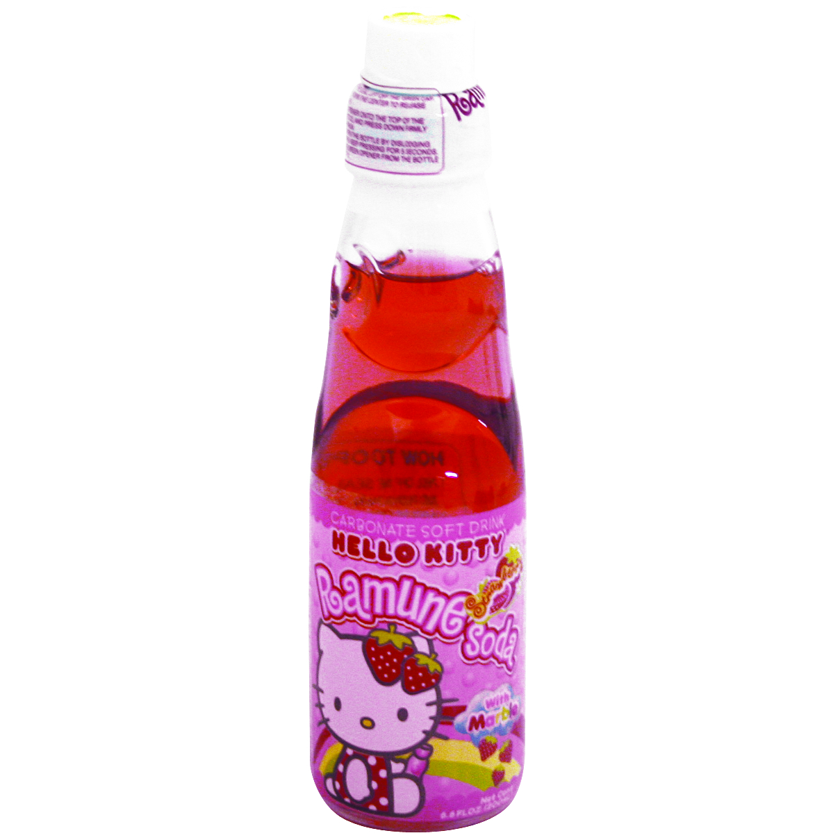 HELLO KITTY RAMUNE SODA