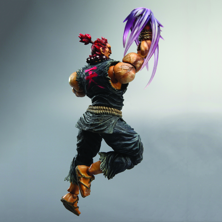 STREET FIGHTER IV PLAY ARTS KAI AKUMA AF