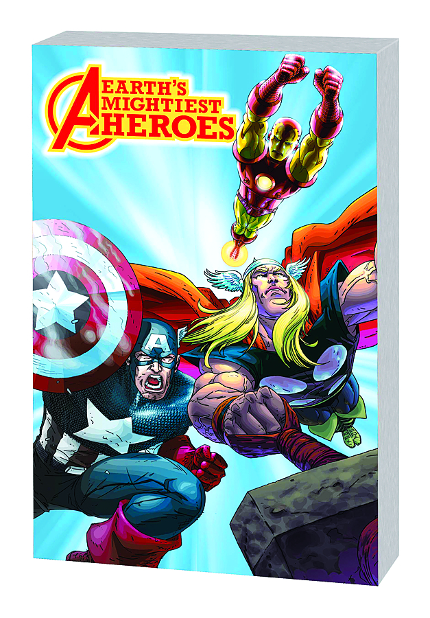 AVENGERS EARTHS MIGHTIEST HEROES ULT COLL TP [v1&2]