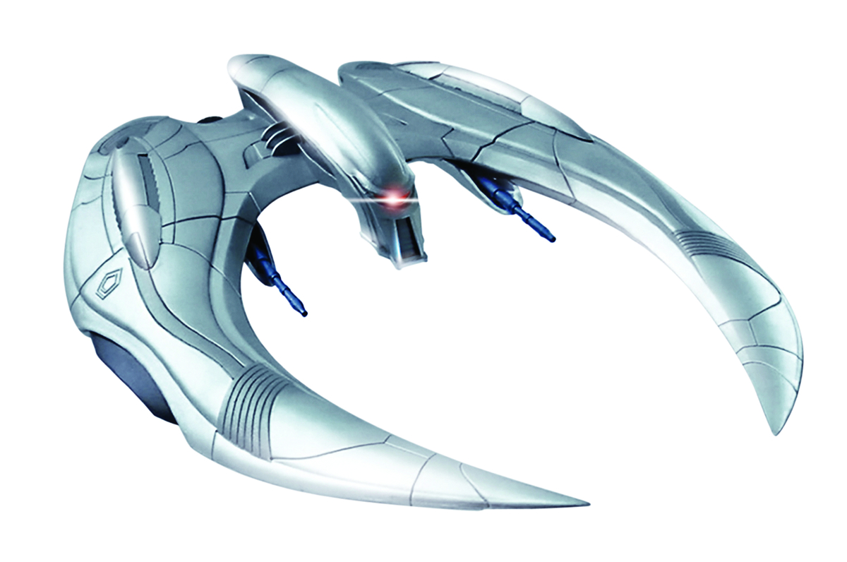 BSG CYLON RAIDER MODEL KIT