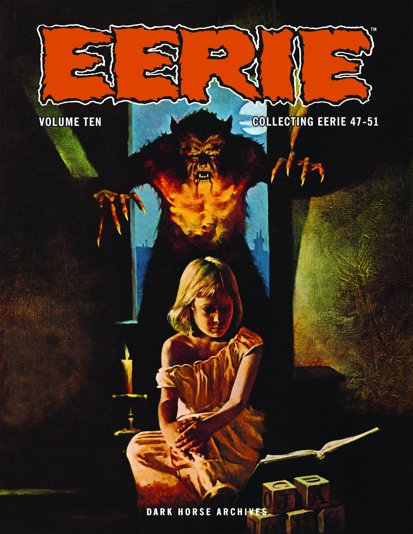 EERIE ARCHIVES HC VOL 10 (JAN120120)