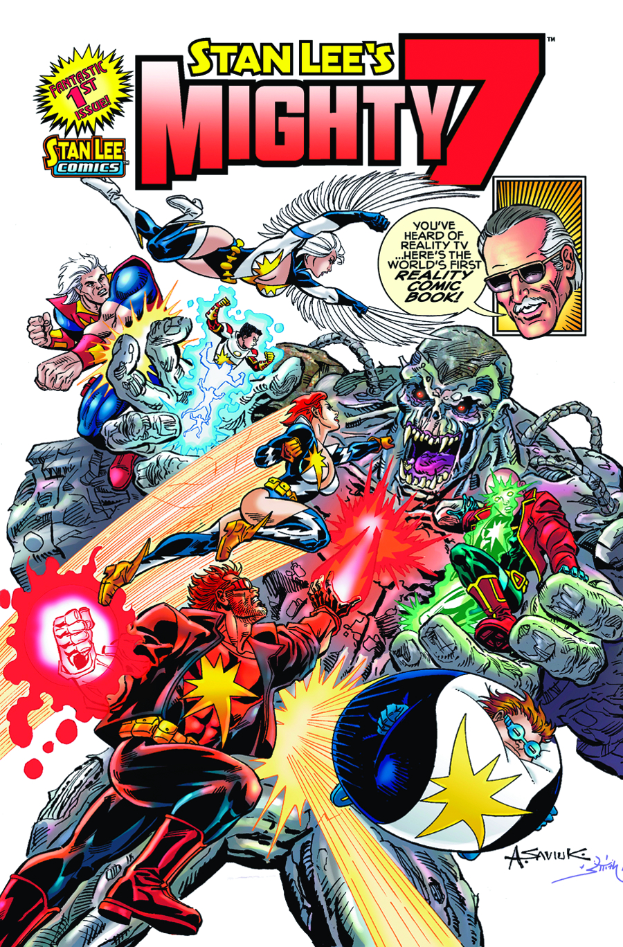 STAN LEES MIGHTY 7 #1
