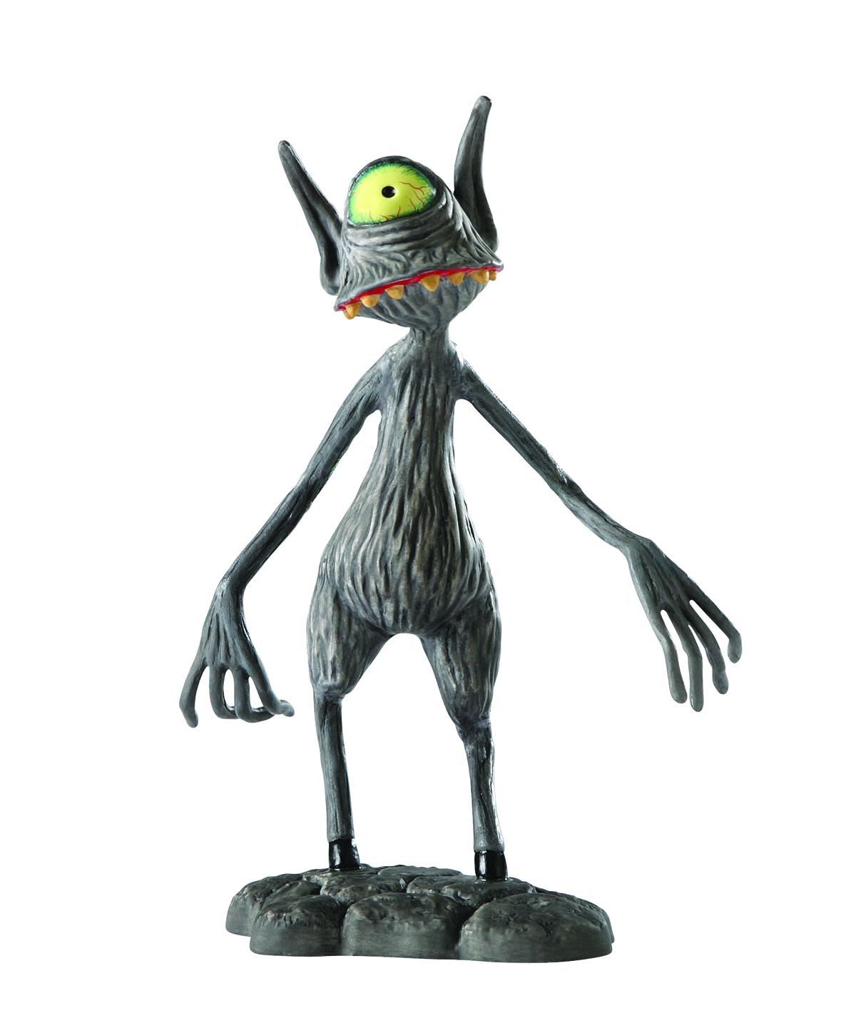jan121824 wdcc nbx myopic monster cyclops statue previews world
