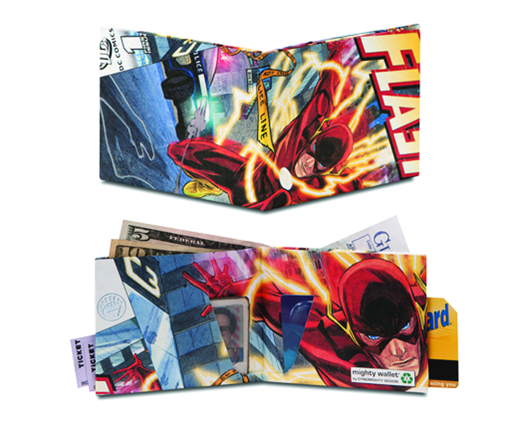 FLASH BRIGHTEST DAY MIGHTY WALLET