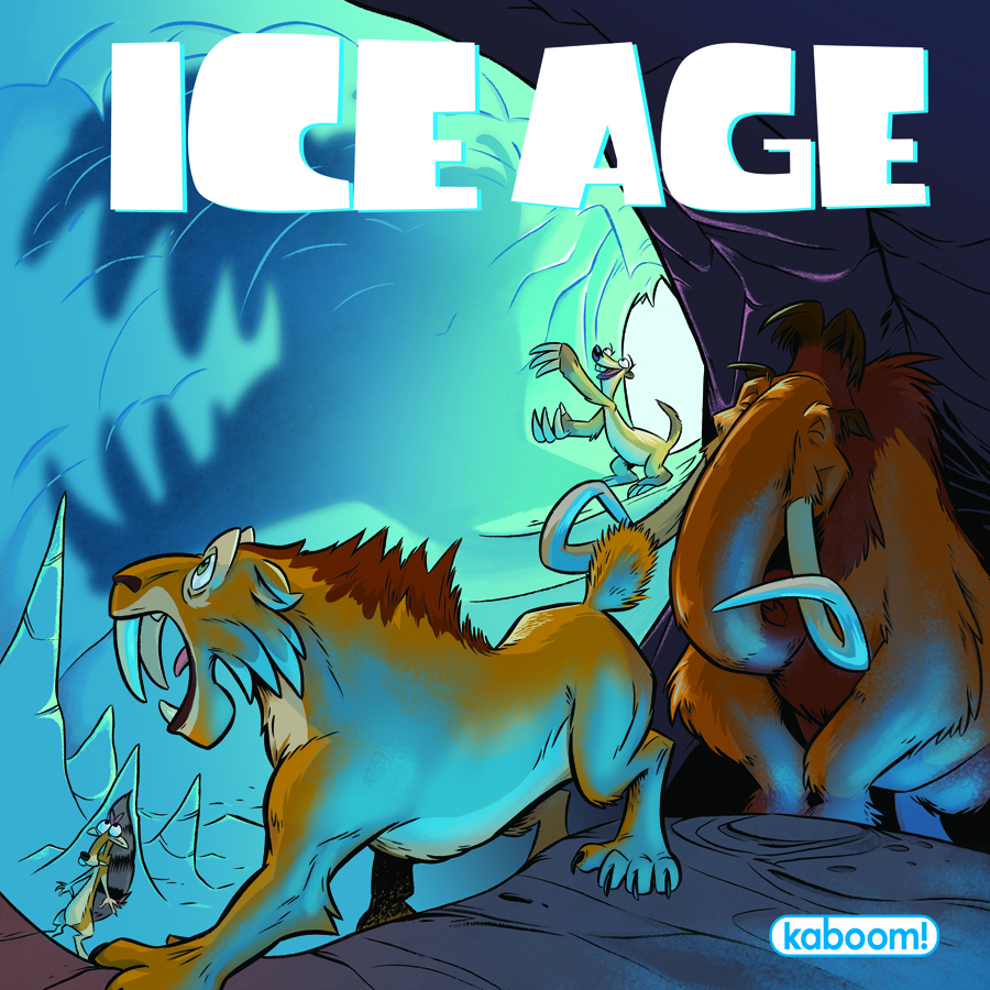ICE AGE PLAYING FAVORITES ONE SHOT