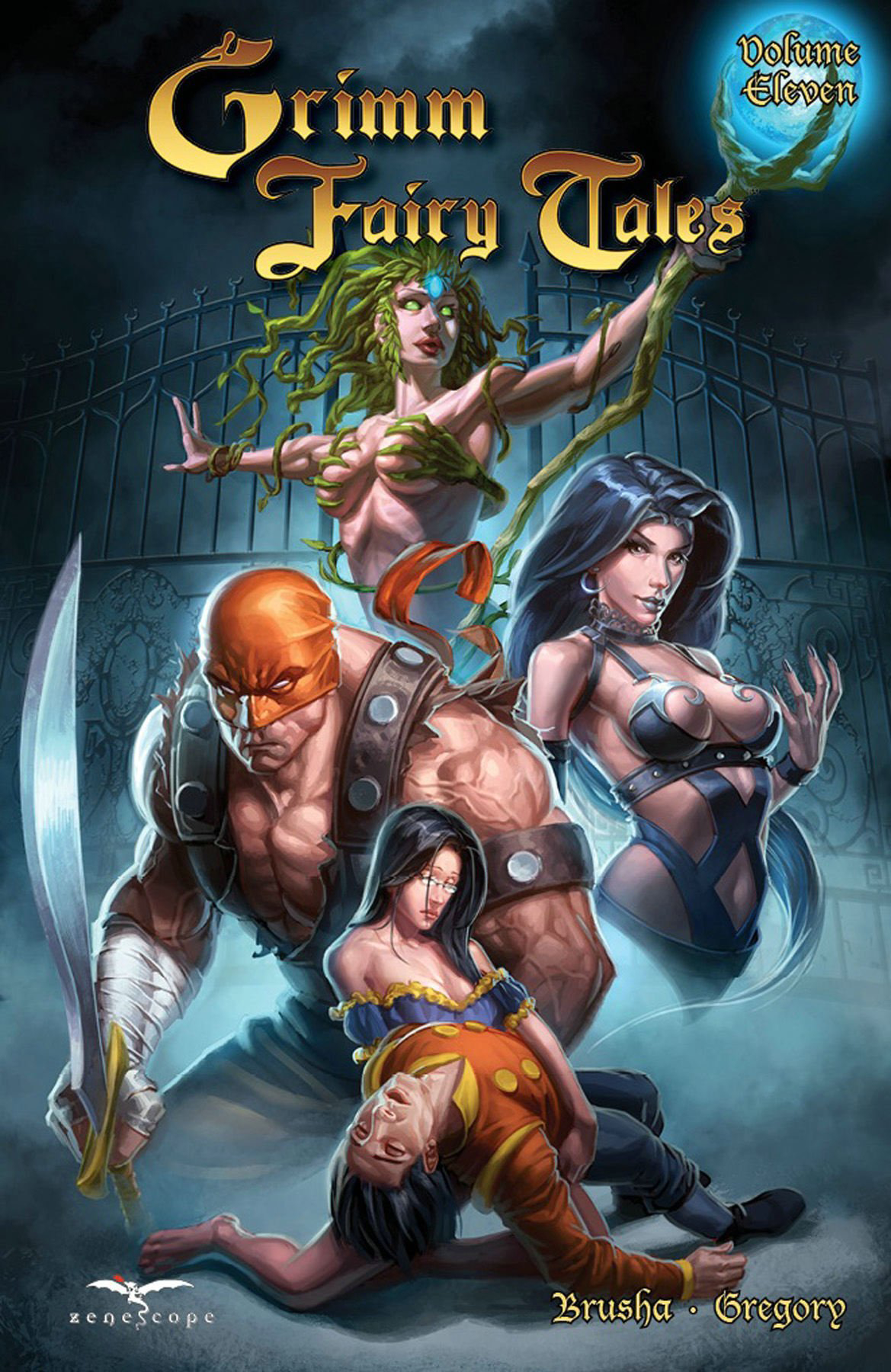 GRIMM FAIRY TALES TP VOL 11