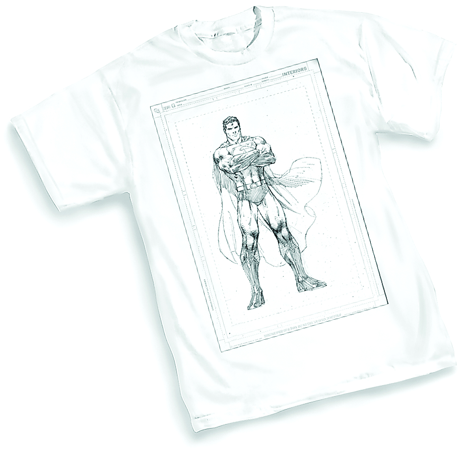 SUPERMAN RAW BY LEE T/S XL
