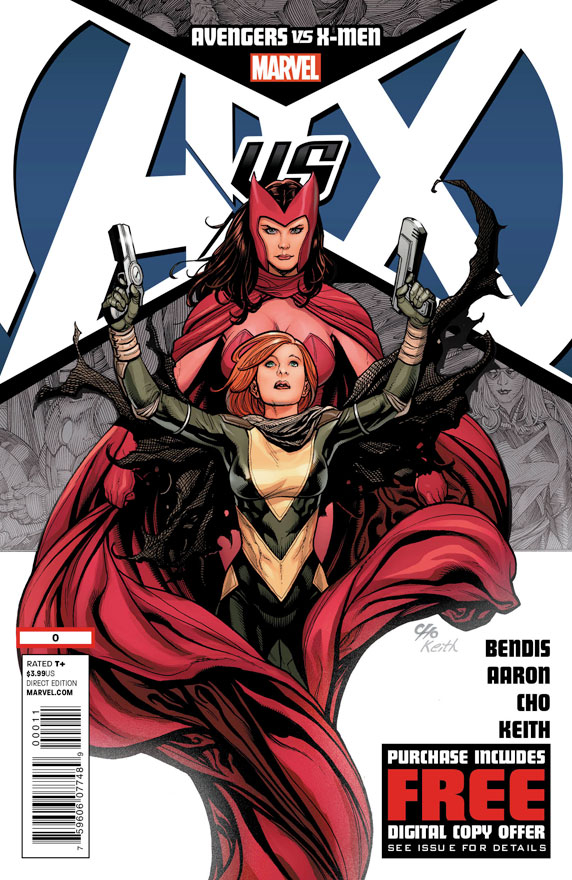 AVENGERS VS X-MEN #0 (OF 12) AVX