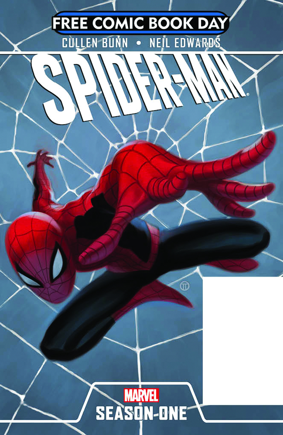 FCBD 2012 SPIDER-MAN SEASON ONE