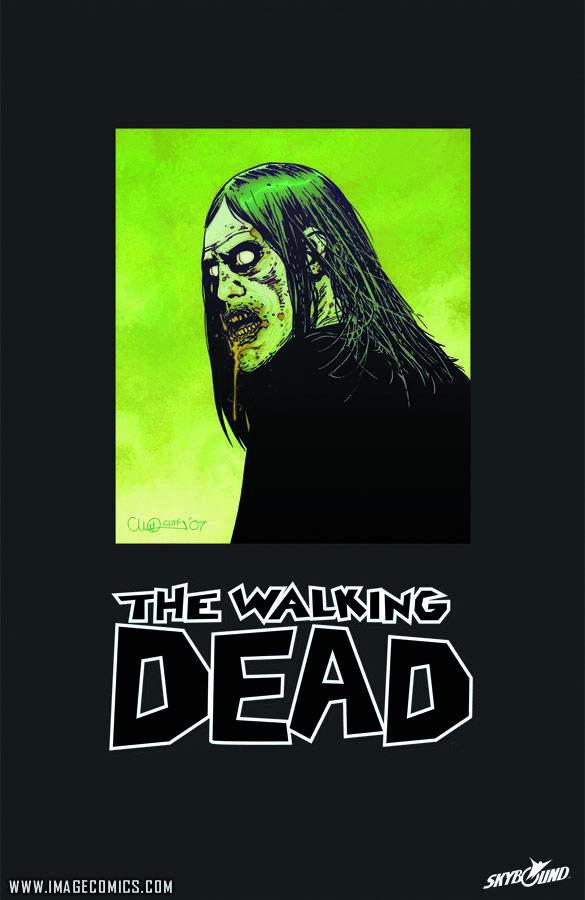 WALKING DEAD OMNIBUS HC VOL 02 NEW PTG (OCT110520) (MR)