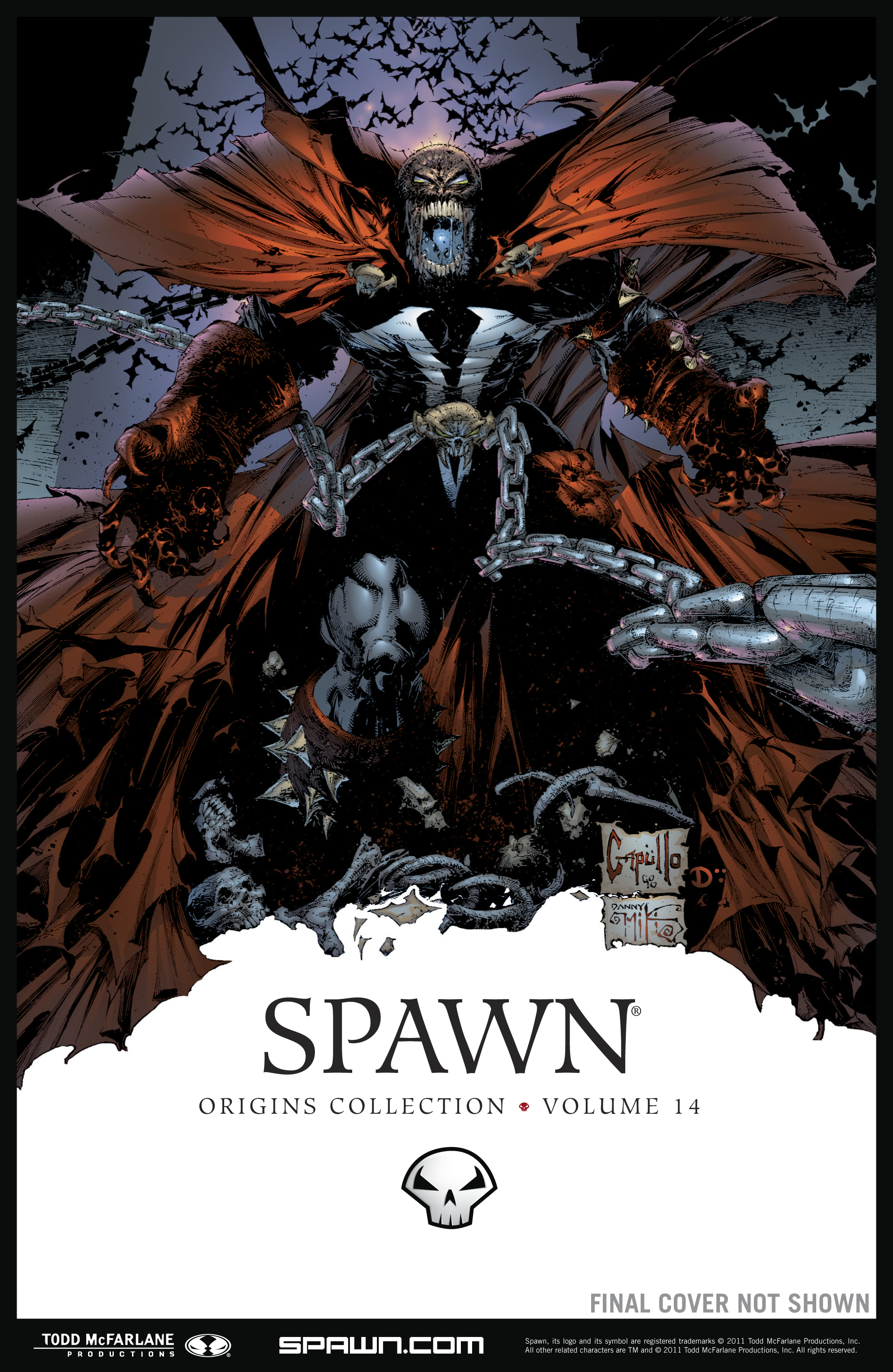 SPAWN ORIGINS TP VOL 14