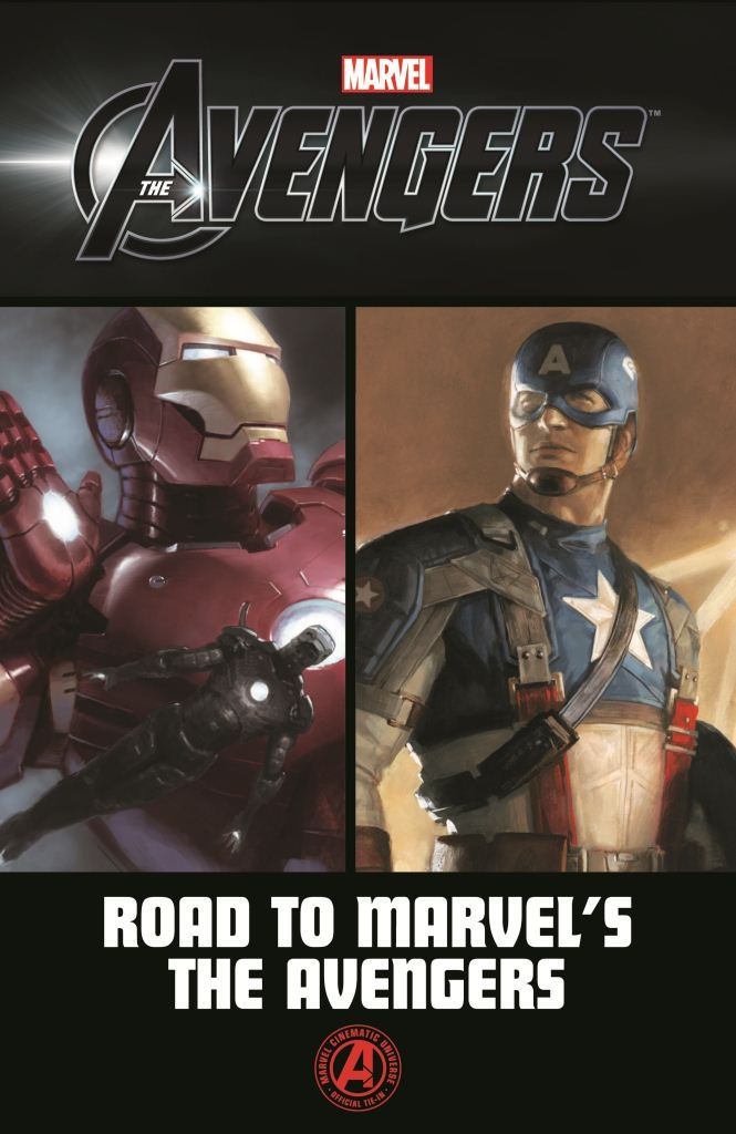 AVENGERS ROAD TO MARVEL AVENGERS TP