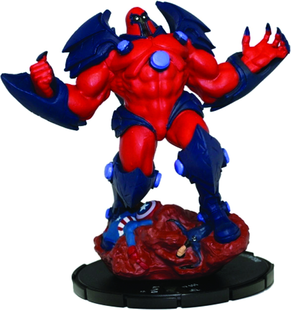MARVEL HEROCLIX GIANT SIZED X-MEN SERIES 2 COLOSSAL FIG CASE