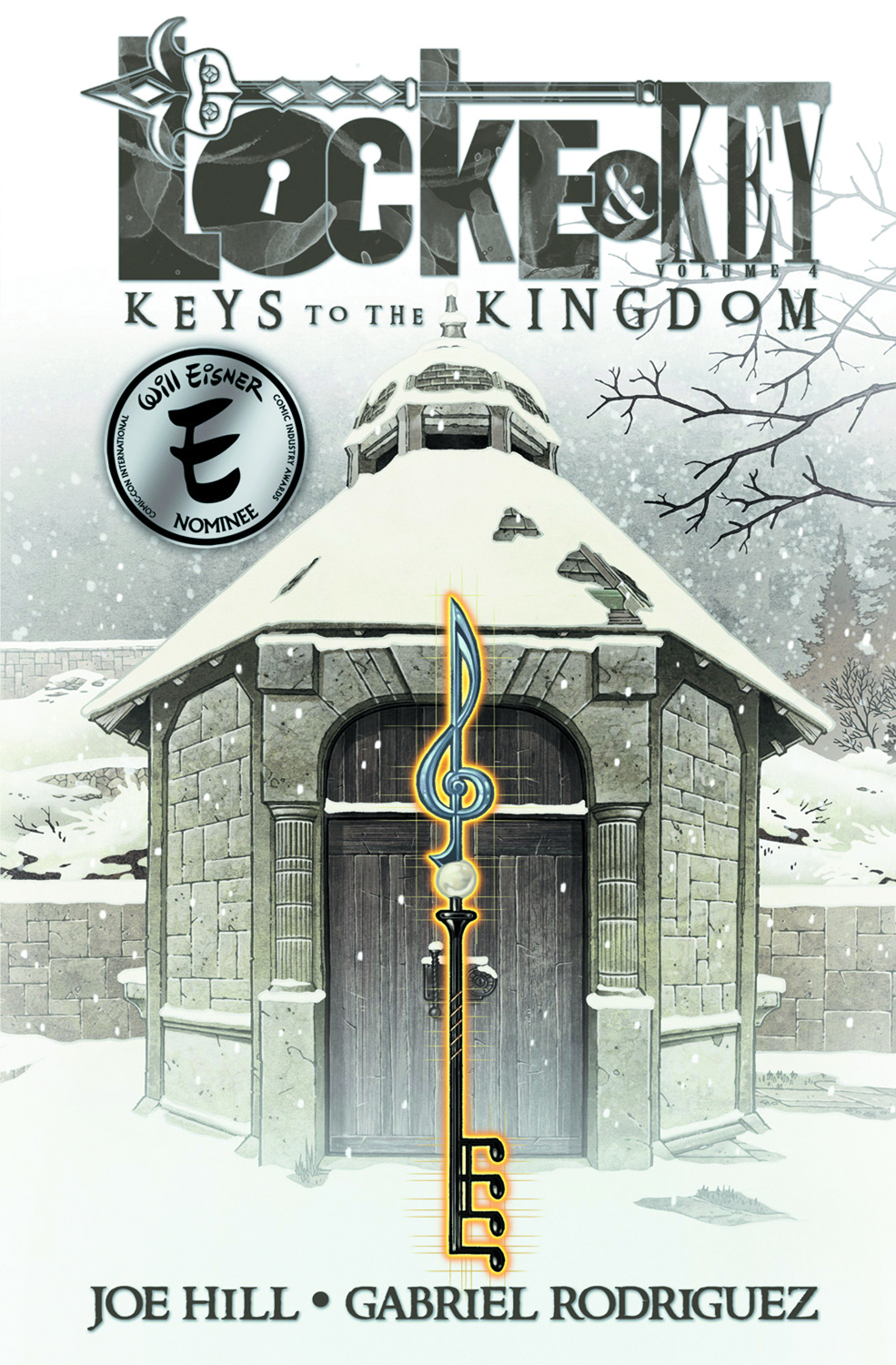 LOCKE & KEY TP VOL 04 KEYS TO THE KINGDOM