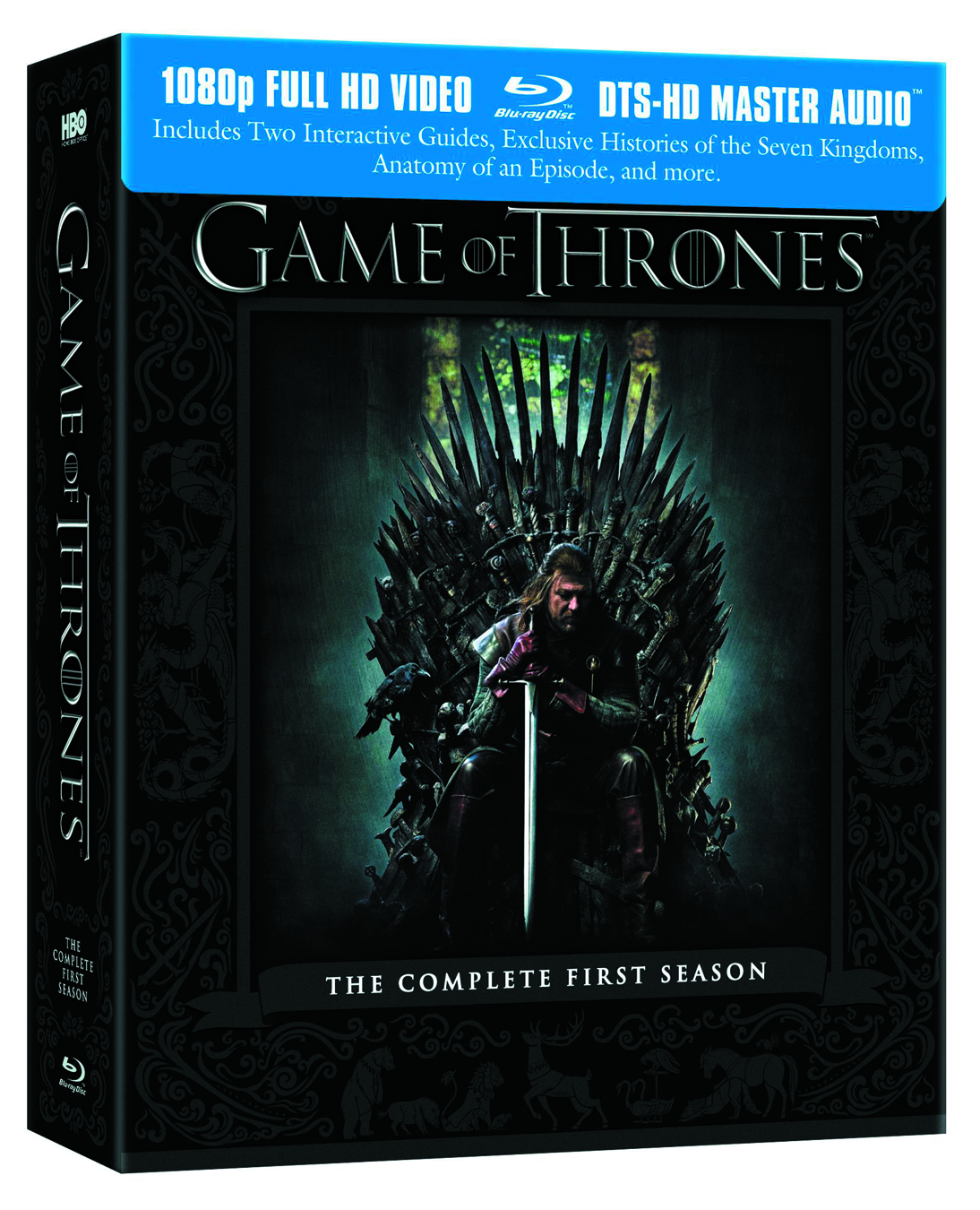 GAME OF THRONES BD SEA 01