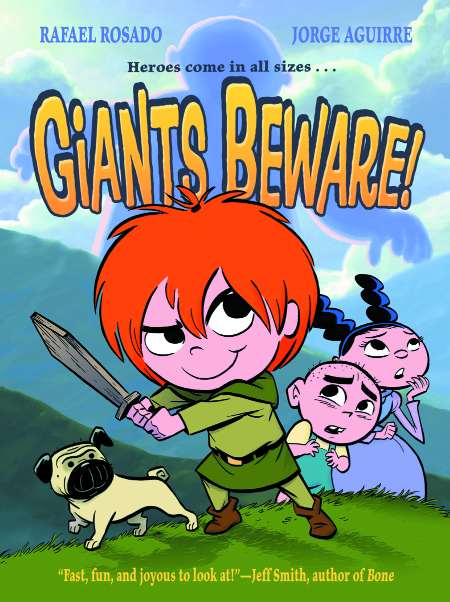 CHRONICLES OF CLAUDETTE GN VOL 01 GIANTS BEWARE
