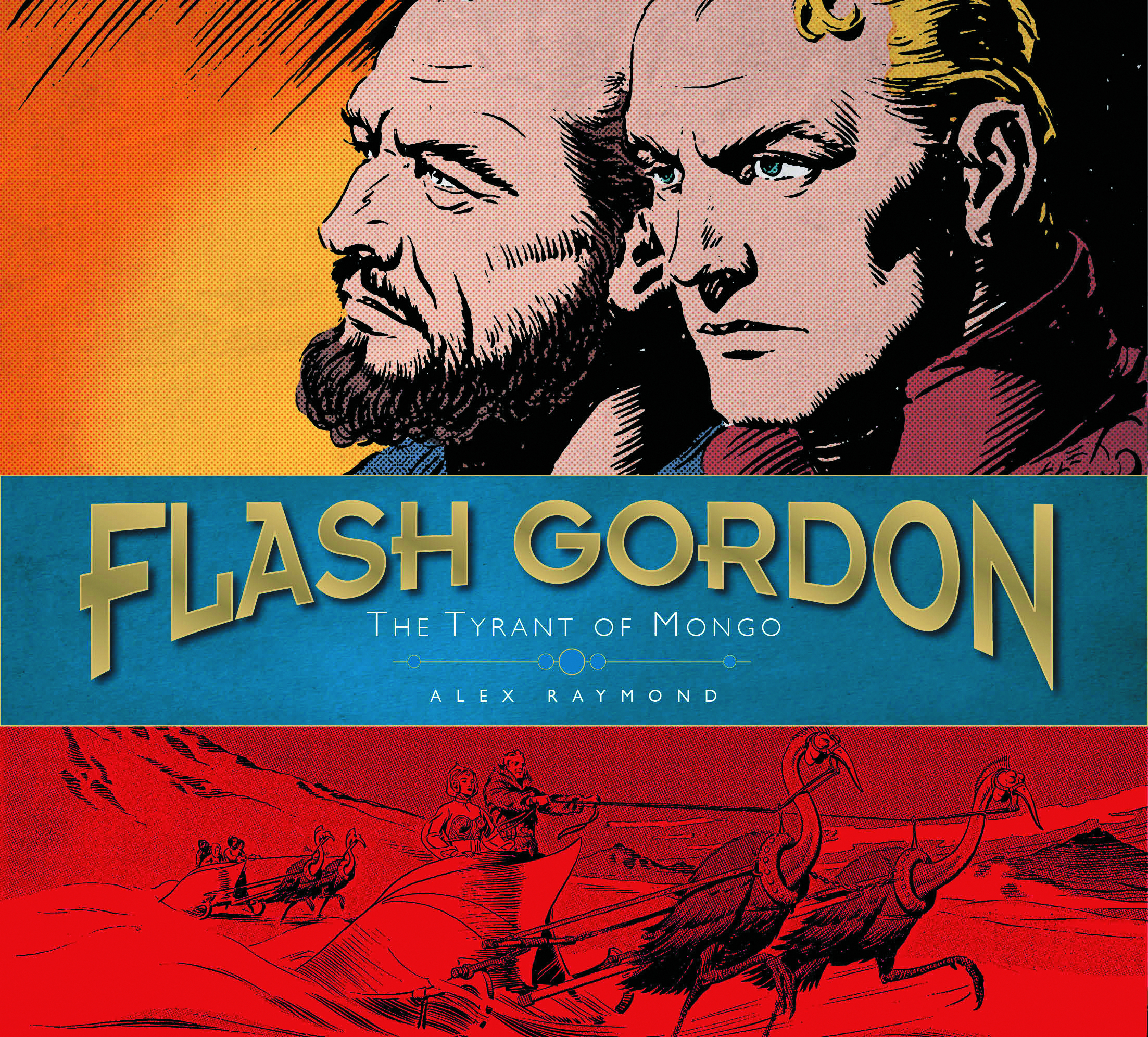 COMP FLASH GORDON LIBRARY HC VOL 02 TYRANT OF MONGO (RES)