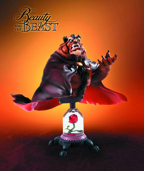 GRAND JESTER BEAST MINI-BUST