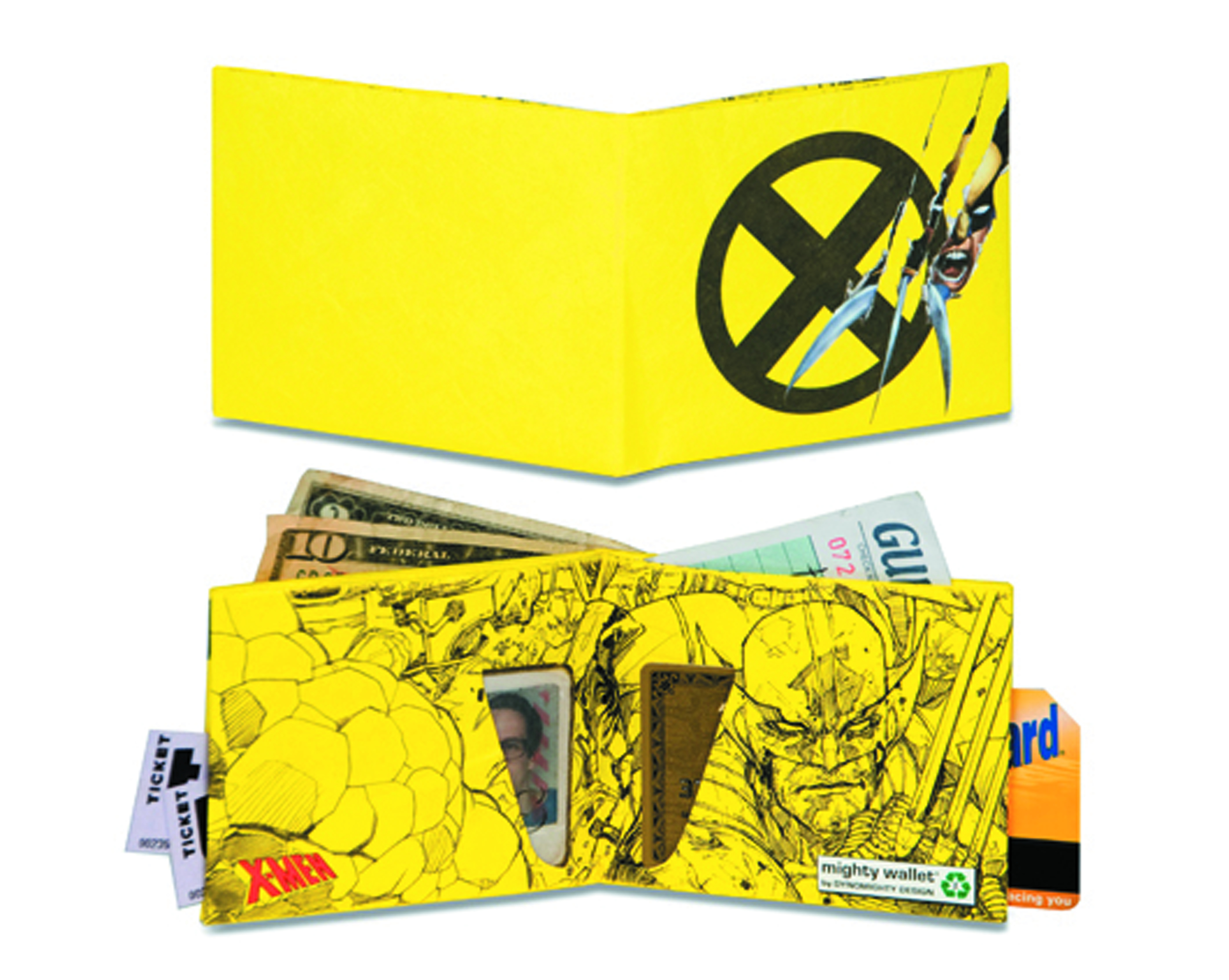 WOLVERINE MIGHTY WALLET
