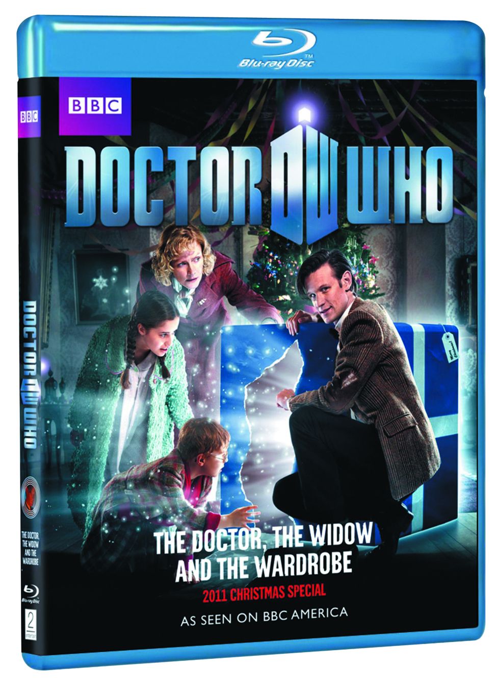 DOCTOR WHO DOCTOR WIDOW & THE WARDROBE BD