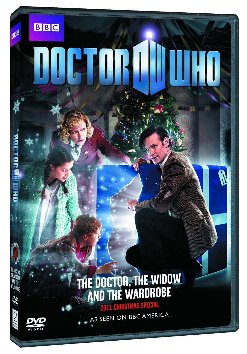 DOCTOR WHO DOCTOR WIDOW & THE WARDROBE DVD