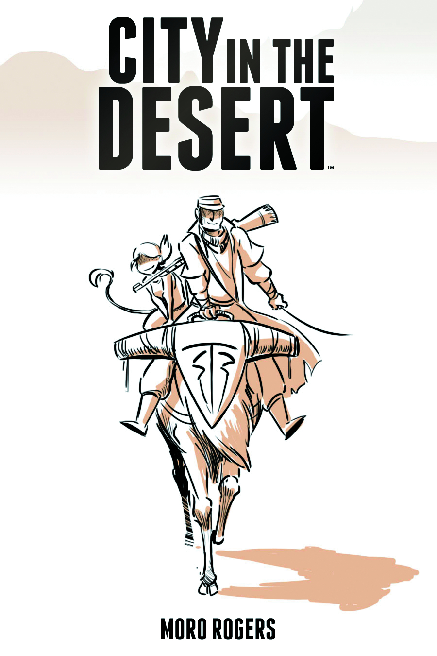 (USE DEC138223) CITY IN THE DESERT HC VOL 01
