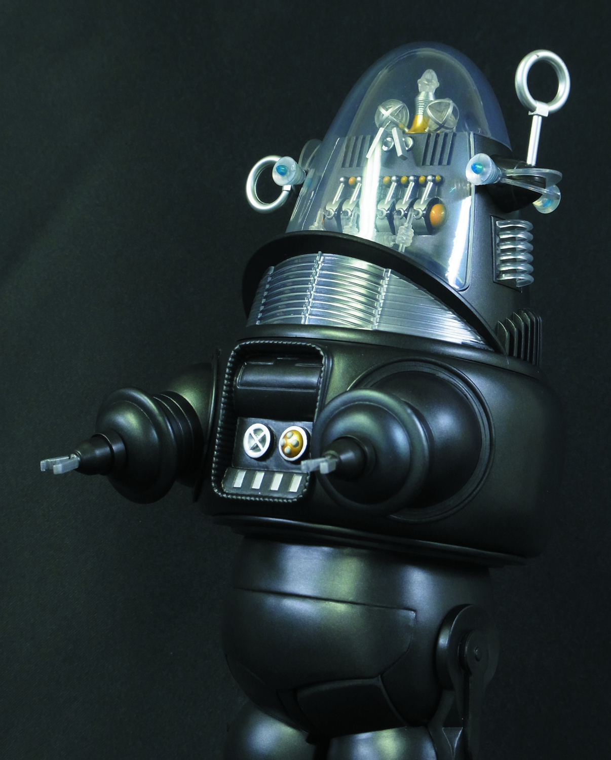 FORBIDDEN PLANET ROBBY THE ROBOT 12IN FIG