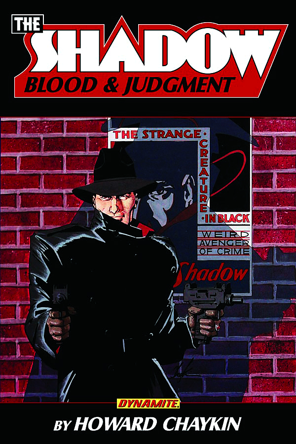 SHADOW BLOOD & JUDGMENT TP