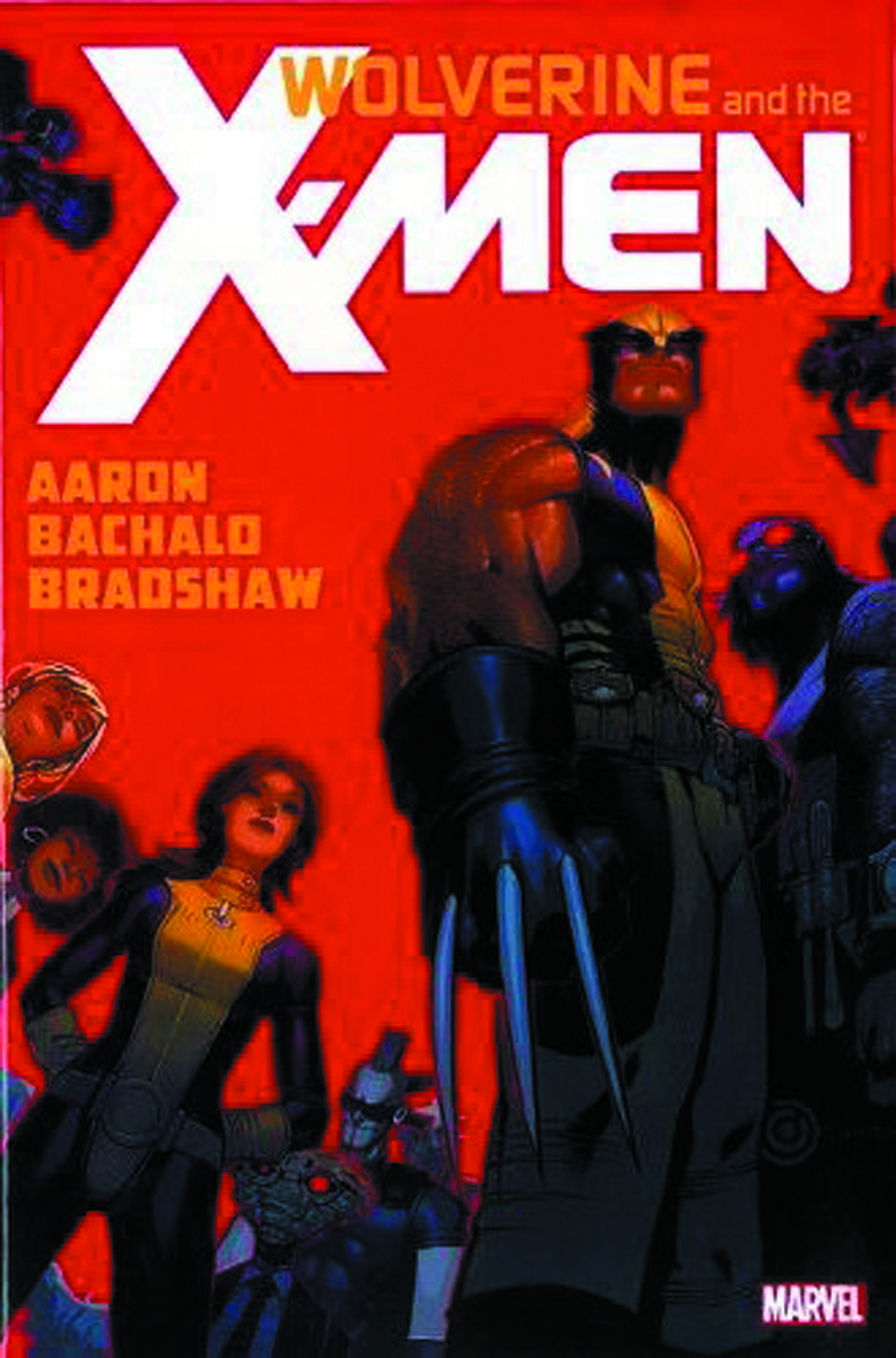WOLVERINE AND X-MEN BY JASON AARON PREM HC VOL 01