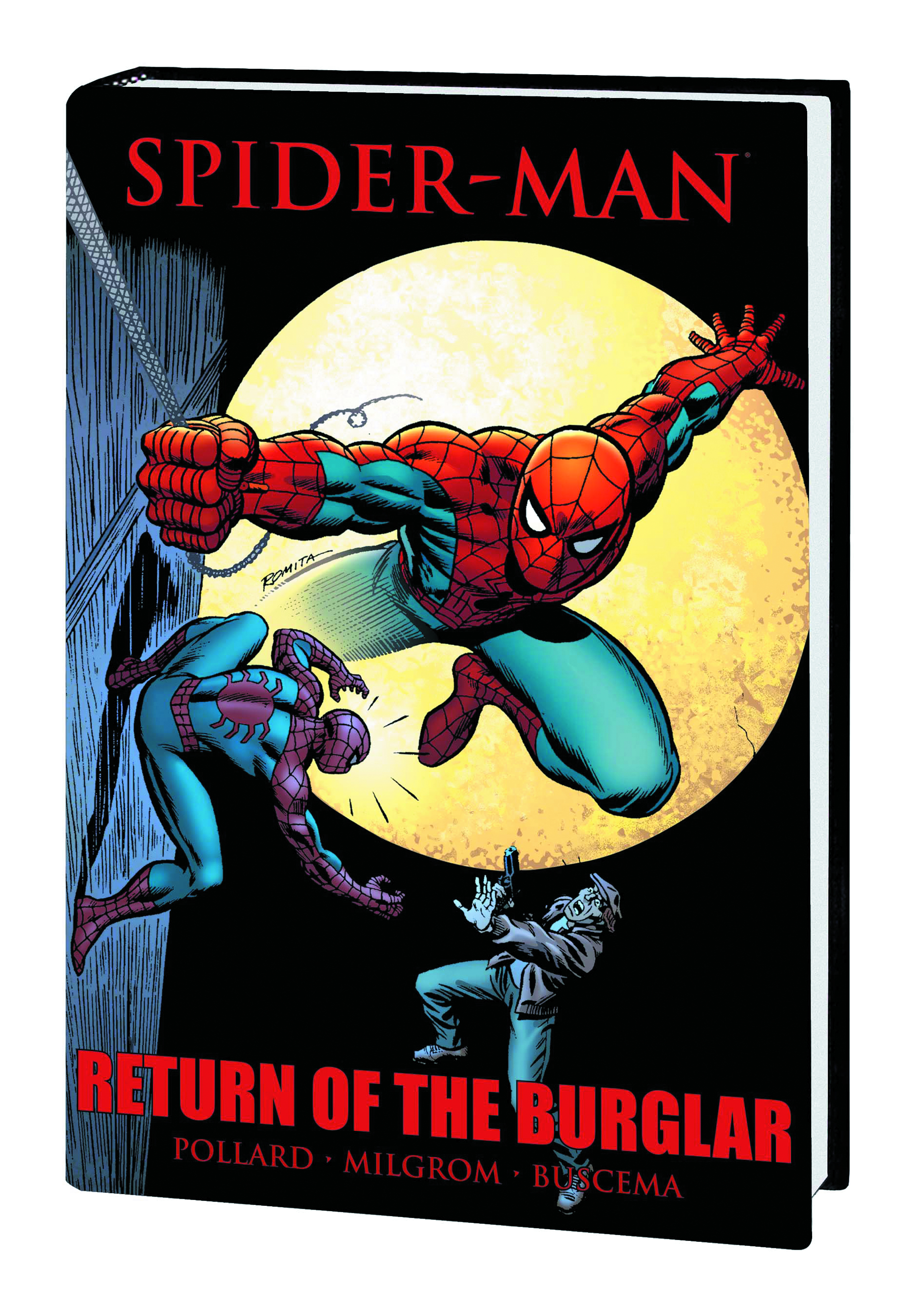 SPIDER-MAN RETURN OF BURGLAR PREM HC