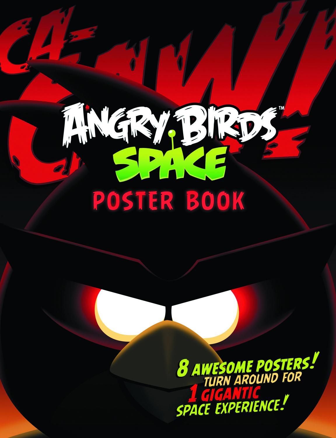 ANGRY BIRDS SPACE POSTER BOOK (O/A)