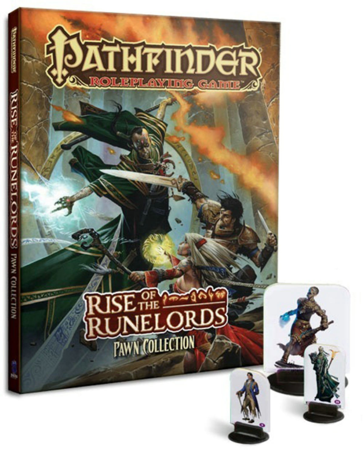 PATHFINDER ROLEPLAYING GAME RISE RUNELORDS ADV PATH PAWN COL