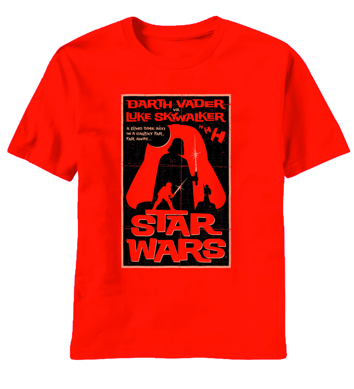 SW HIGH NOON RED T/S XL