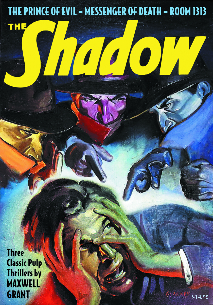 SHADOW DOUBLE NOVEL VOL 60