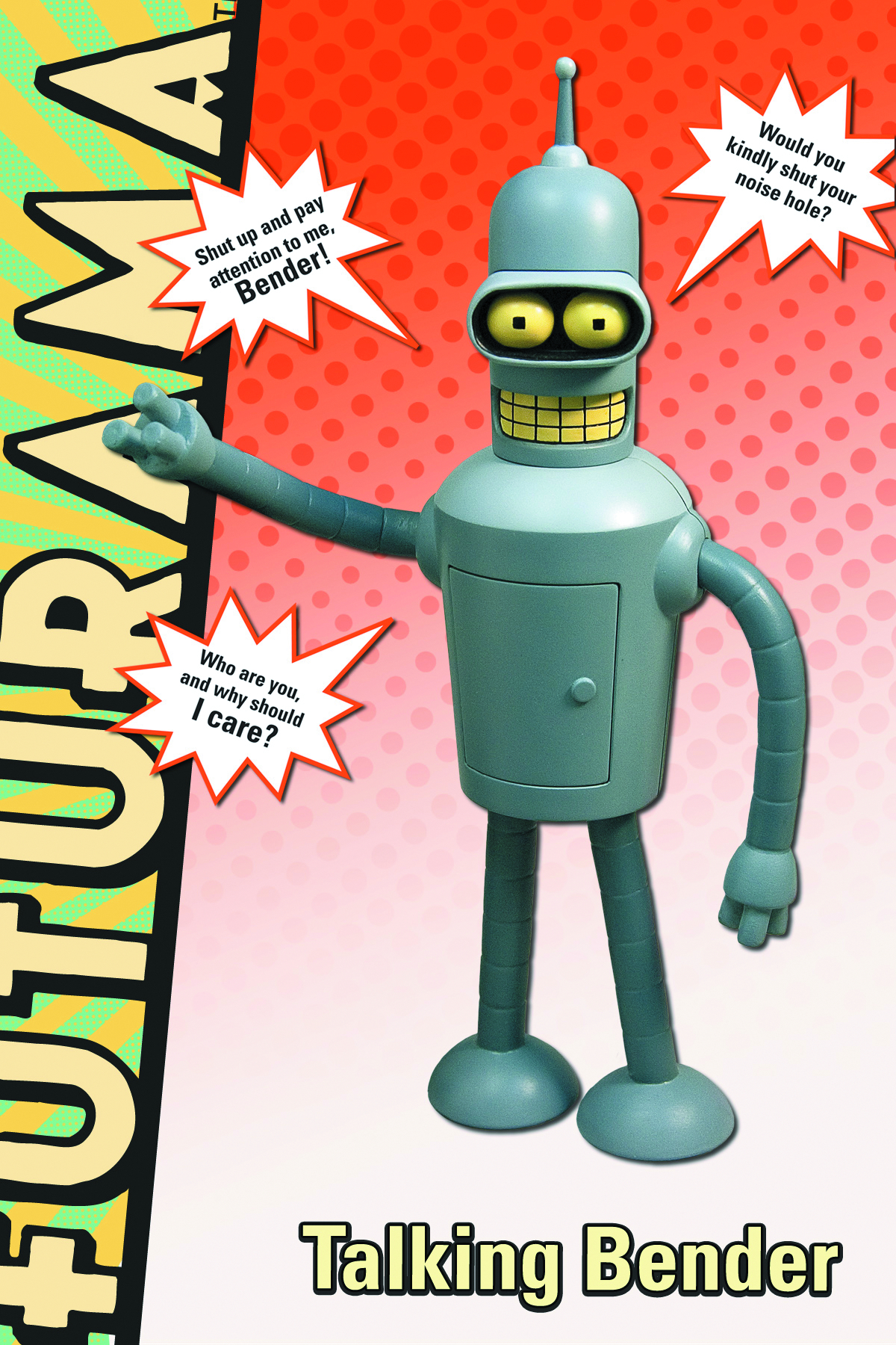 FUTURAMA ENCORE COLLECTION 2 AF ASST
