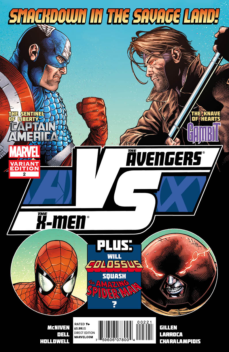 AVX VS #2 (OF 6) MCNIVEN VAR