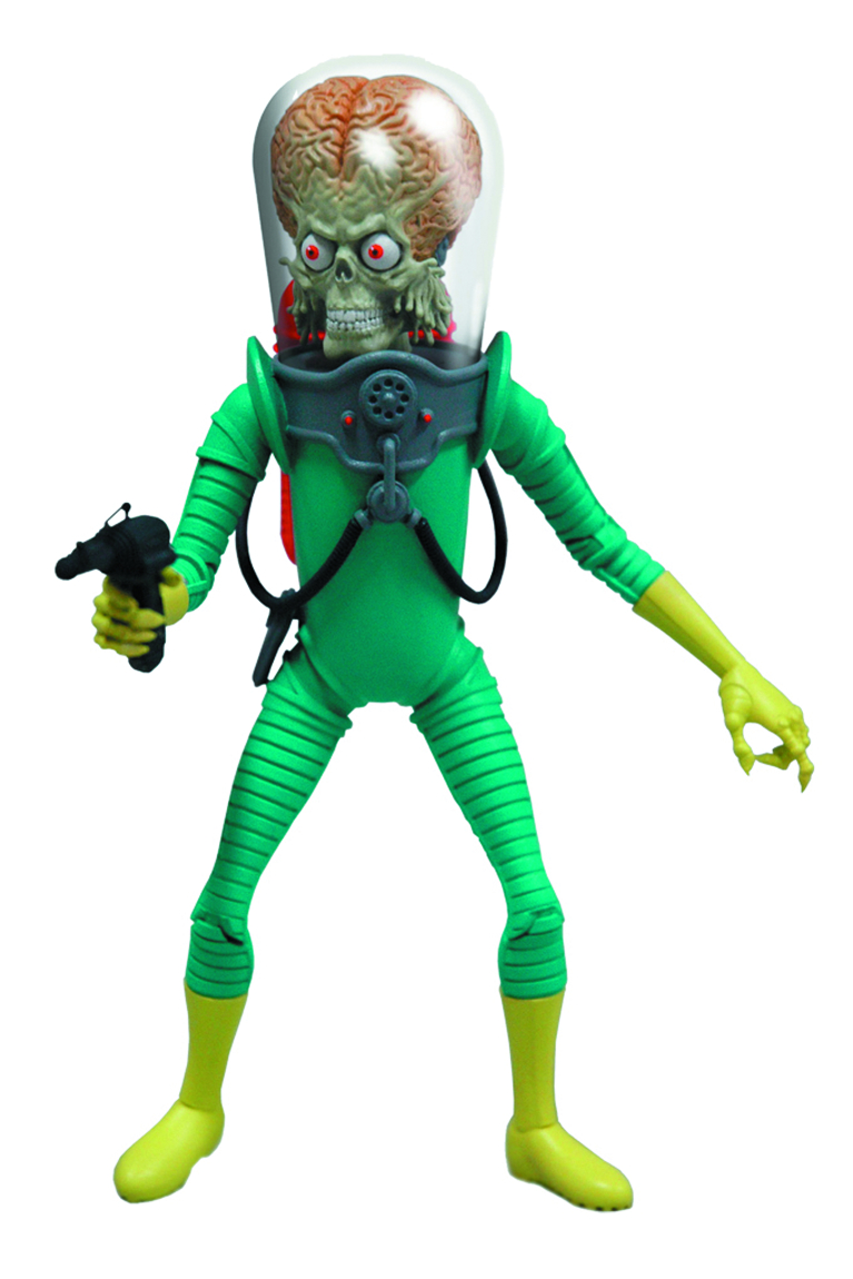 MARS ATTACKS 6-IN AF