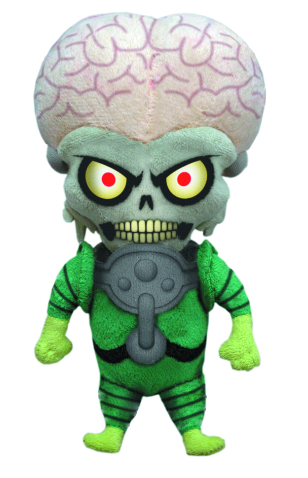 MARS ATTACKS PLUSH CS