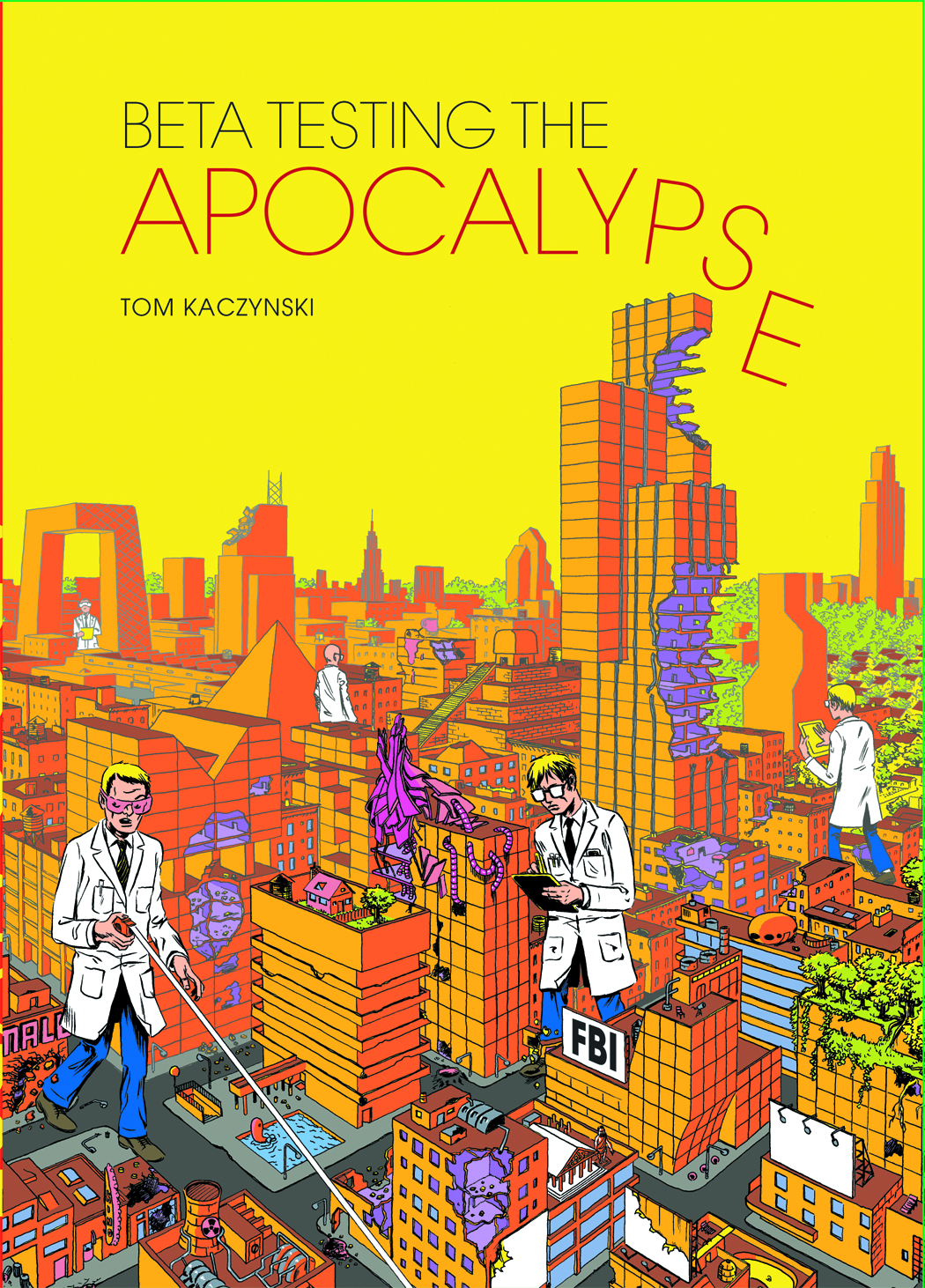 BETA TESTING THE APOCALYPSE GN