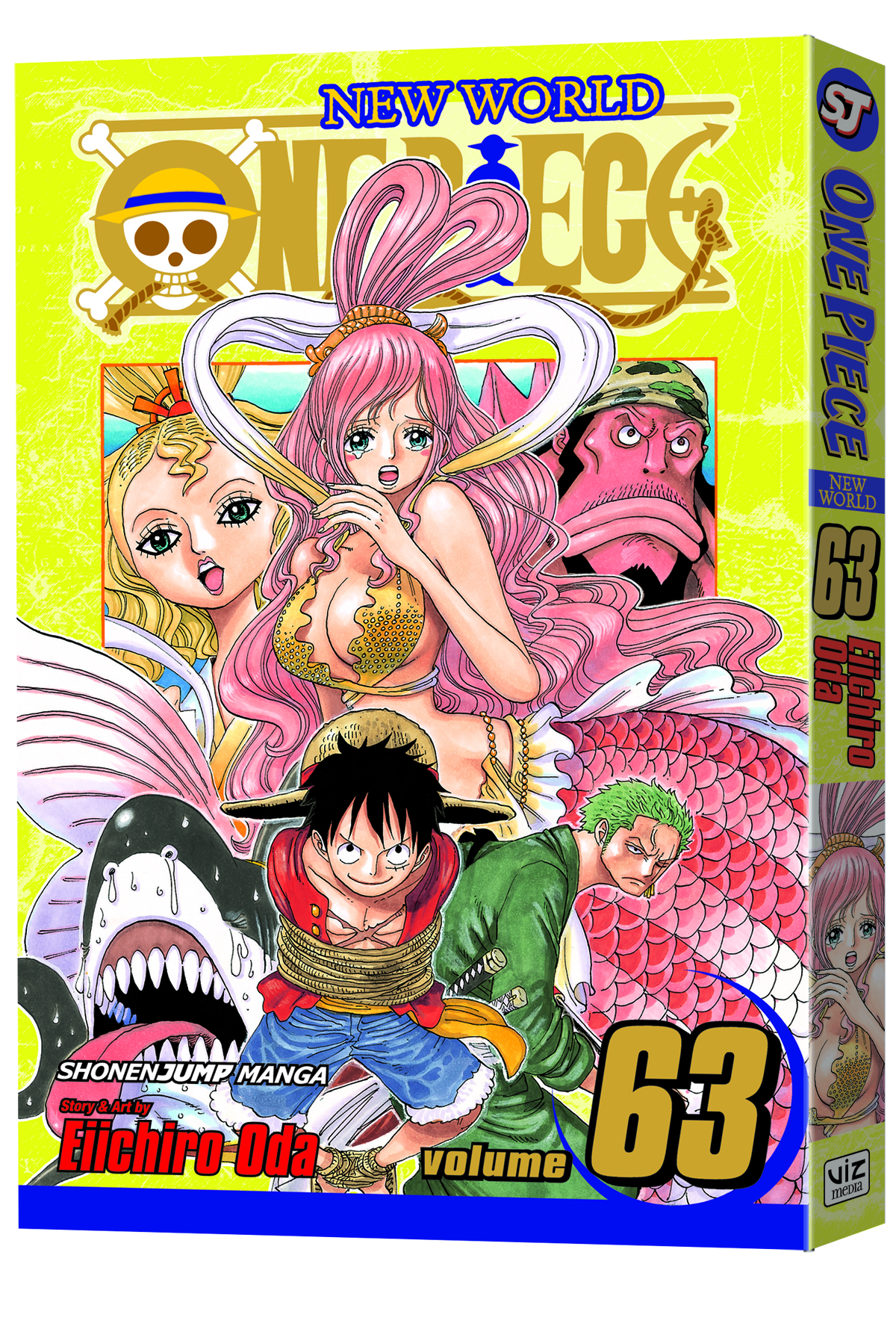 ONE PIECE GN VOL 63