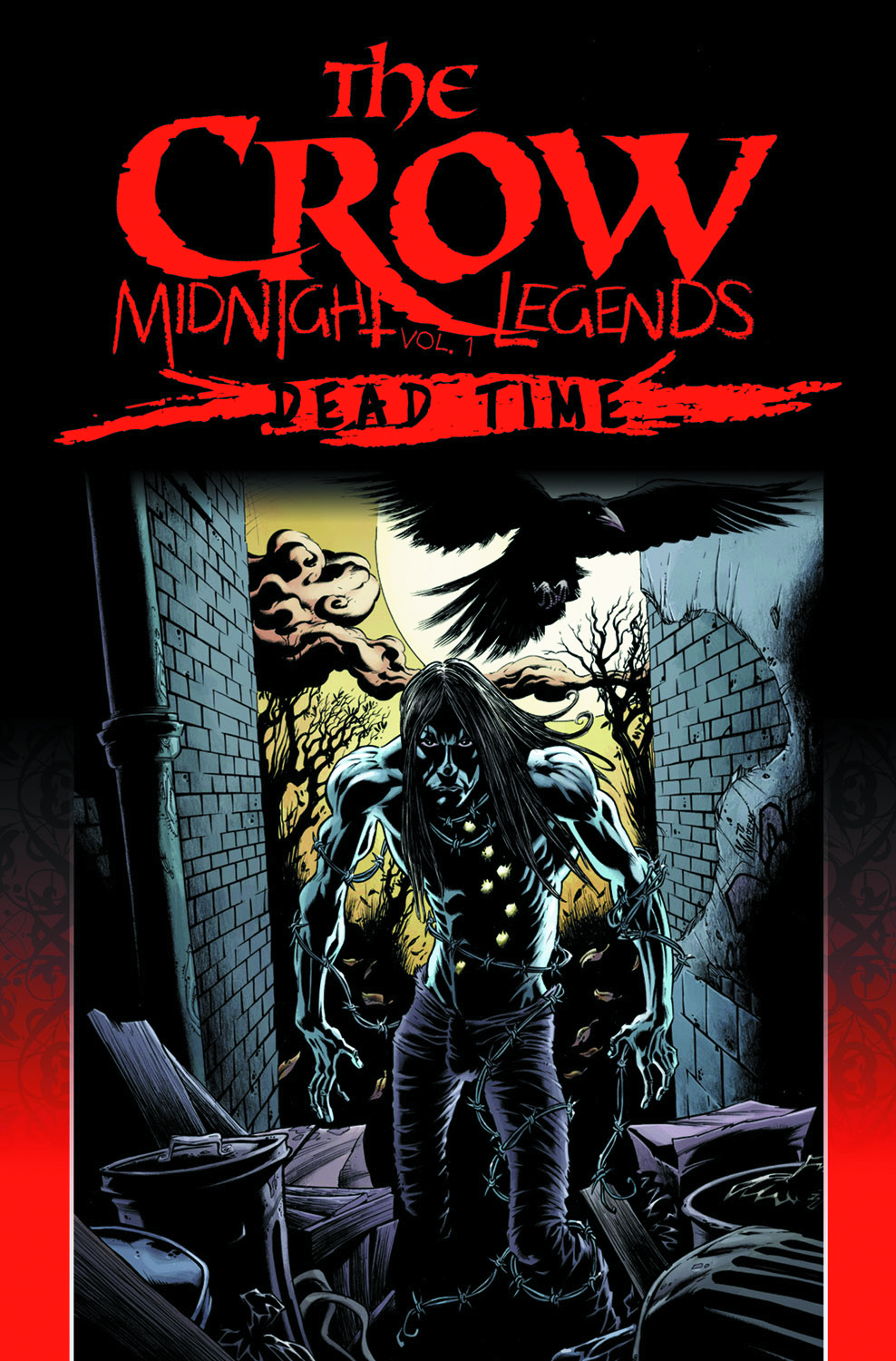 CROW MIDNIGHT LEGENDS TP VOL 01 DEAD TIME