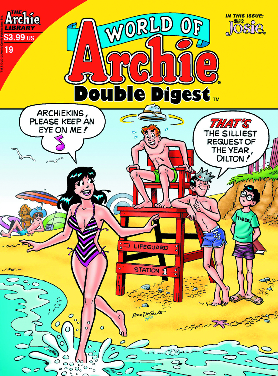 WORLD OF ARCHIE DOUBLE DIGEST #19